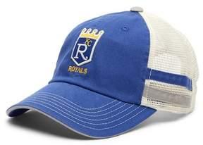 American Needle Foundry Kansas City Royals Mesh Back Baseball Cap