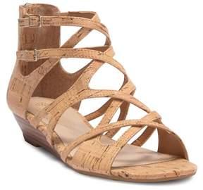 Isola Esmerilda Leather Sandal
