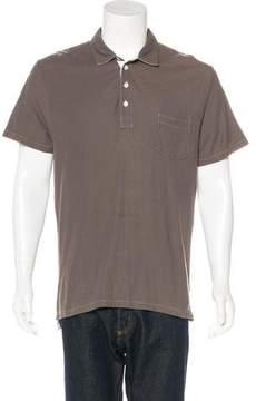 Billy Reid Piqué Polo Shirt