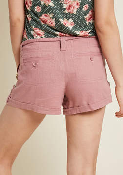 Dollhouse Round-Trip Relaxation Shorts