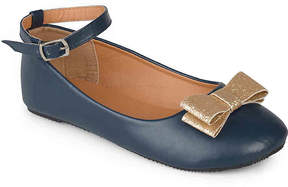 Journee Collection Girls Afton Toddler & Youth Flat