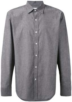 Hardy Amies slub shirt