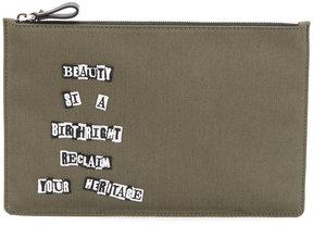 Valentino Reclaim Your Heritage clutch