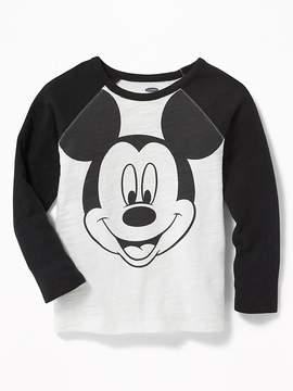 Old Navy Disney© Mickey Mouse Raglan Tee for Toddler Boys