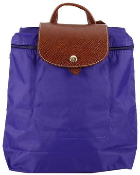 Longchamp Backpack Shoulder Bag Women - AMETHYST - STYLE