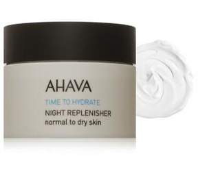 AHAVA Time to Hydrate Night Replenisher - Normal to Dry Skin