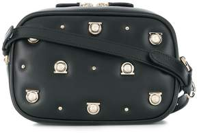 Salvatore Ferragamo studded Gancio crossbody bag
