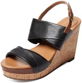 Corso Como Women's Deploy Leather Wedge