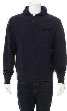 Billy Reid Pullover V-Neck Sweater