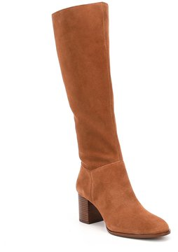 Antonio Melani Dreda Suede Dress Boots