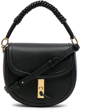 Altuzarra Ghianda Braided Top Handle Medium Saddle Bag