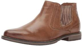 Steve Madden Men's Paxton Chelsea Boot Camel Leather