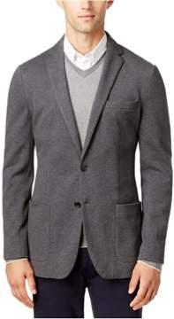 Michael Kors Textured Two Button Blazer Jacket
