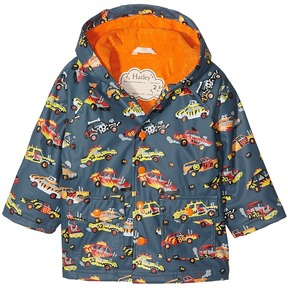 Hatley Demolition Derby Raincoat Boy's Coat