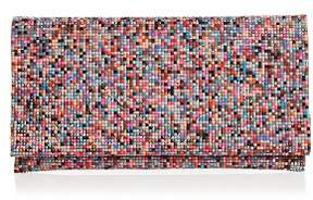 Sondra Roberts Beaded Foldover Clutch