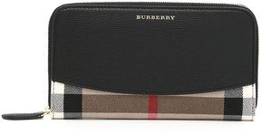 Burberry Elmore Wallet - BLACK NERO - STYLE