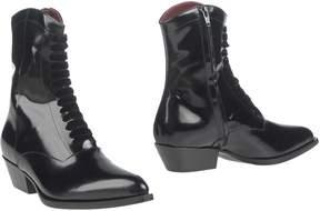 Philosophy di Alberta Ferretti Ankle boots