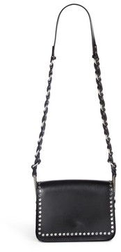 Isabel Marant Calibar Studded Crossbody Bag - Black
