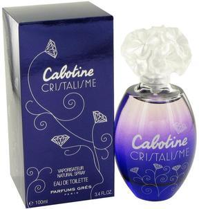 Cabotine Cristalisme by Parfums Gres Eau De Toilette Spray for Women (3.4 oz)