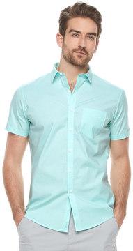 Marc Anthony Men's Slim-Fit Woven Button-Down Shirt