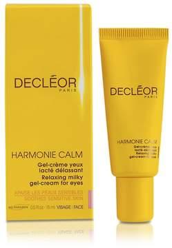 Decleor Harmonie Calm Relaxing Milky Gel-Cream For Eyes
