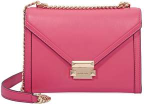 Michael Kors Whitney Large Shoulder Bag- Rose Pink - ONE COLOR - STYLE