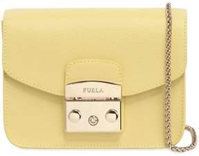 Furla Mini Metropolis Saffiano Leather Bag