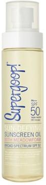 Supergoop! 'Sun-Defying' Sunscreen Oil With Meadowfoam Spf 50