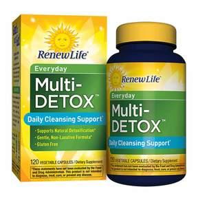 Daily Multi Detox by Renew Life Inc.