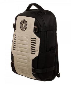 Black & White Imperial Sandtrooper Backpack