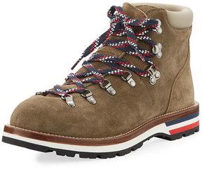 Moncler Suede Hiker Boot