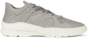 Filling Pieces grey denver tracking cosmo sneakers