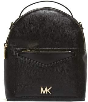 MICHAEL Michael Kors Mk Logo Plaque Small Backpack