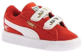 Puma Unisex Infant Minions Suede V INF Sneaker