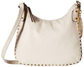 Jessica Simpson Selena Top Zip Crossbody Cross Body Handbags