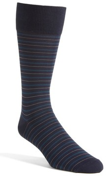 John W. Nordstrom Men's Stripe Socks
