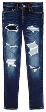 Blank NYC BLANKNYC Girls' Rip & Repair Distressed Skinny Jeans - Big Kid