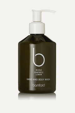Bamford - Rose Hand & Body Wash, 250ml - Colorless