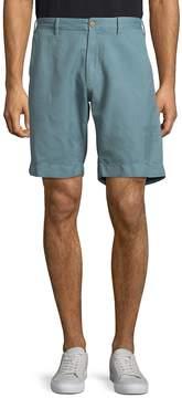 Faherty Brand Men's Plain Buttoned Shorts