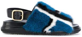 Marni slingback sandals