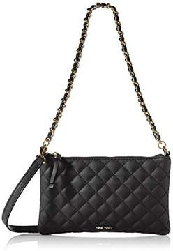 Nine West Pouchette Crossbody with Chain 2