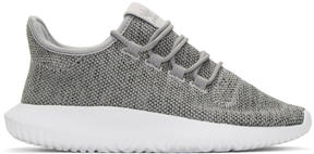 adidas Grey Tubular Shadow Sneakers