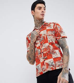 Nudie Jeans Brandon Roses Shirt