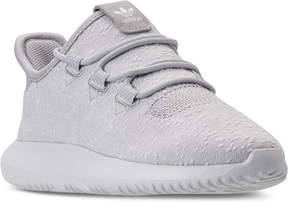 adidas Little Girls' Tubular Shadow Casual Sneakers from Finish Line