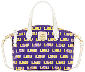 Dooney & Bourke Lsu Tigers Ruby Mini Satchel Crossbody - PURPLE - STYLE