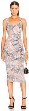 Enza Costa Rib Tank Dress