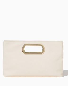Charming charlie Goldie Chain Strap Clutch