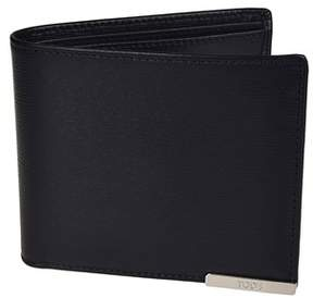 Tod's Men's Blue Leather Wallet.