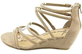 American Rag Calla Open Toe Synthetic Wedge Sandal.