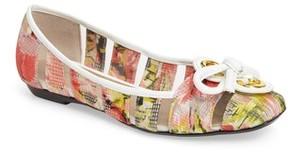 J. Renee Women's 'Edie' Skimmer Flat